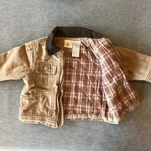 6-9M boys jacket